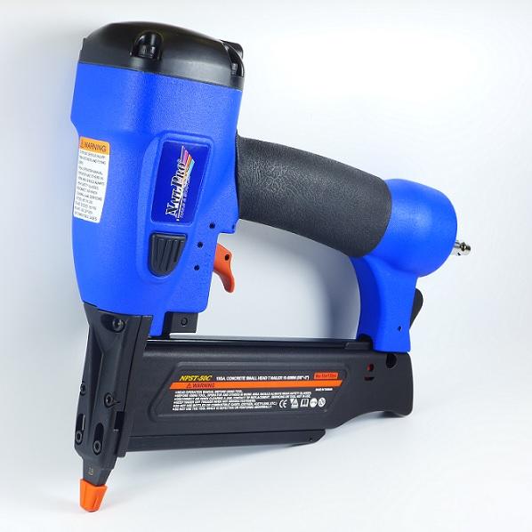 """NailPro® NPST-50C 15 ga """"T"""" Head Trim Air Pinner"""