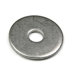 Stainless Steel Fender Washers - 5/16